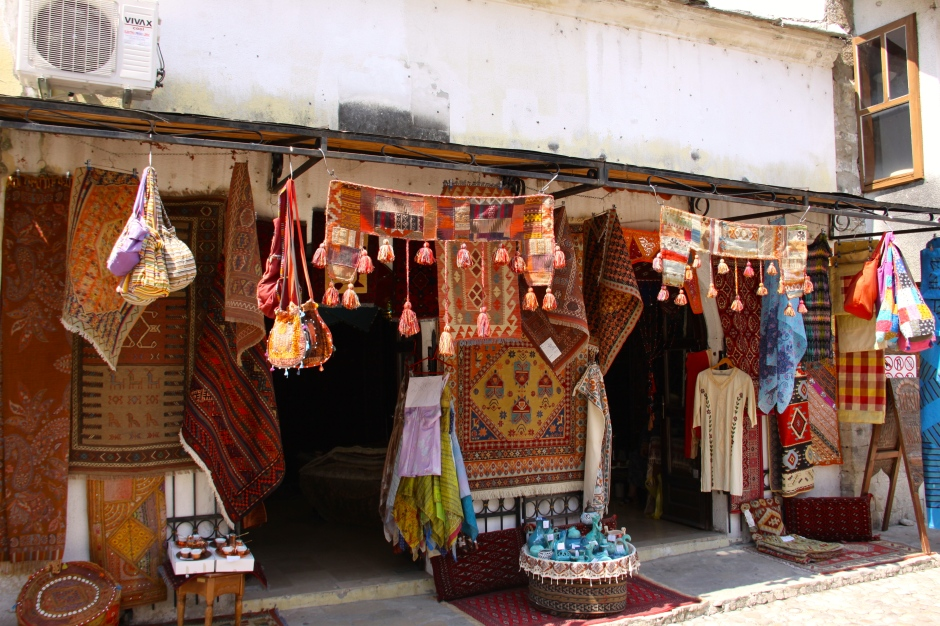 Rugs for sale in Mostar