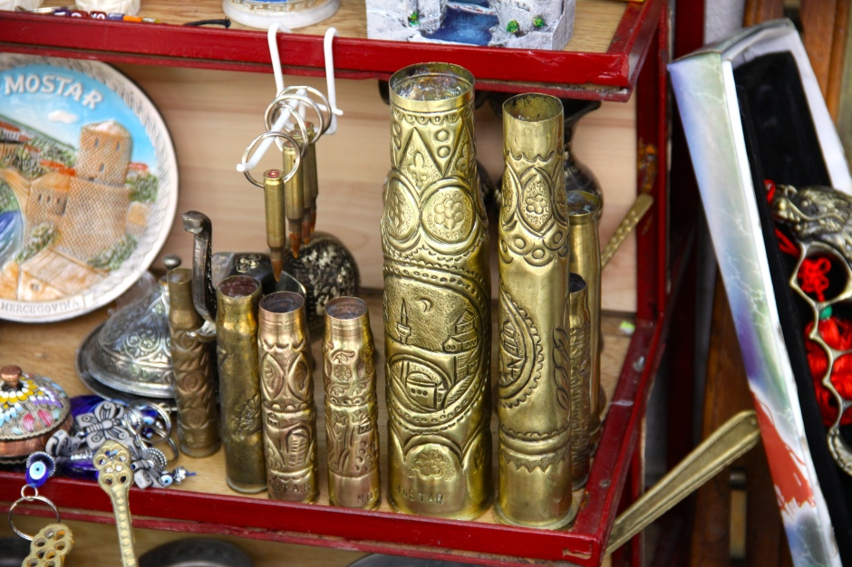 More decorated cartridge cases