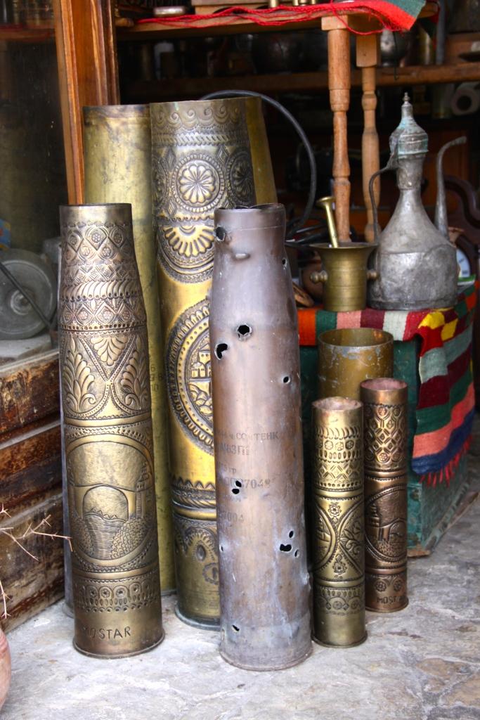 Artillery shell cases