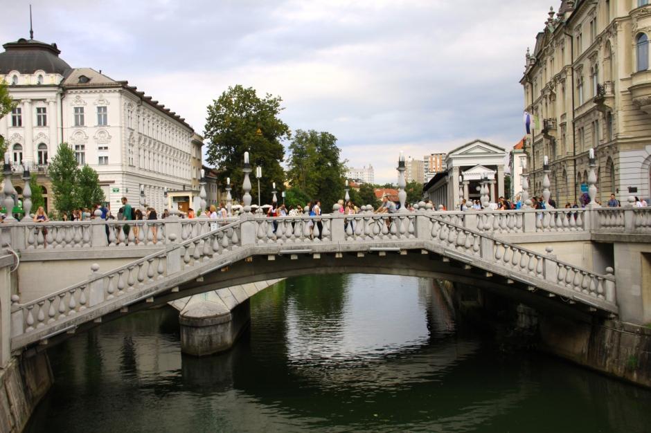 The 'Three Bridges'
