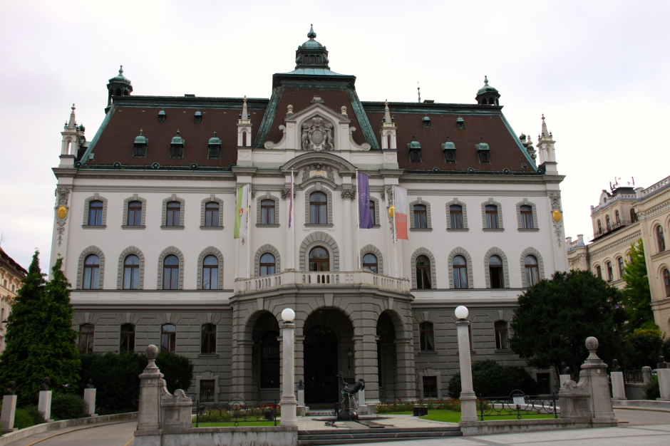 University of Ljubljana (1896-1902)