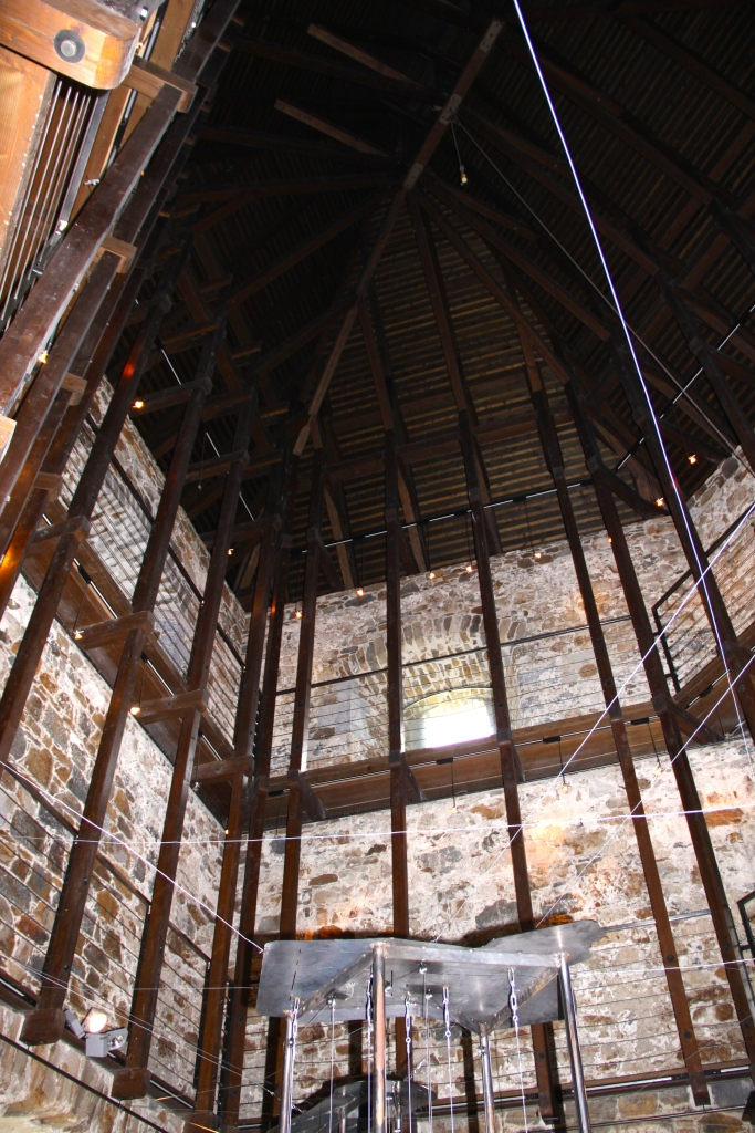 Inside the Archers Tower