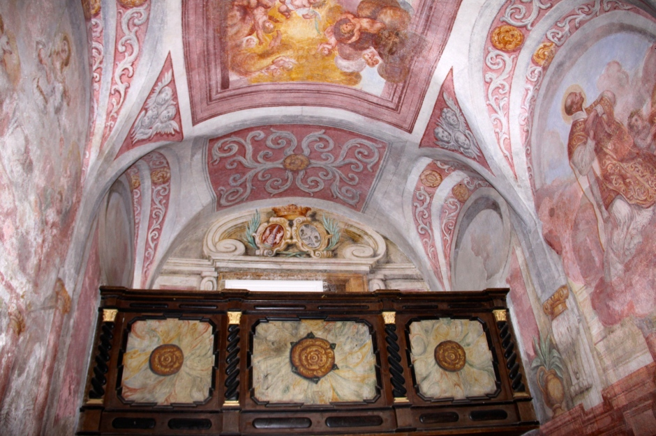 The painted chapel