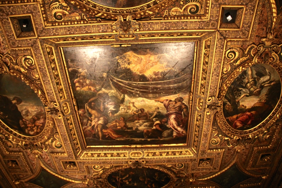 Another section of ceiling