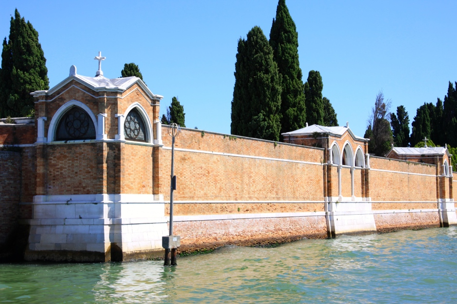 Walls of San Michele Island