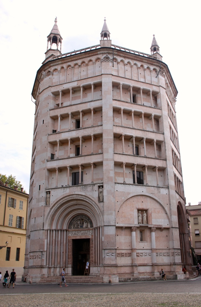 The Parma Baptistry
