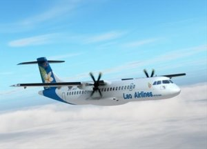 Some of the shorter flights will be with Lao Airlines