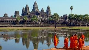 Temple at Angkor Wat