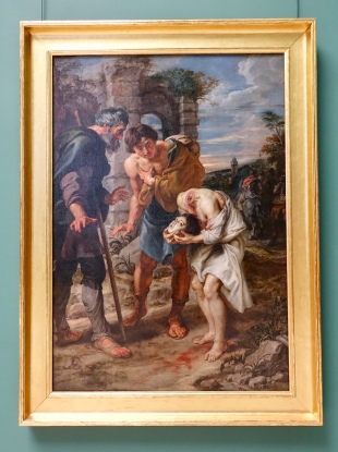 """The Miracle of Saint Justus"" by Pierre Paul Rubens"