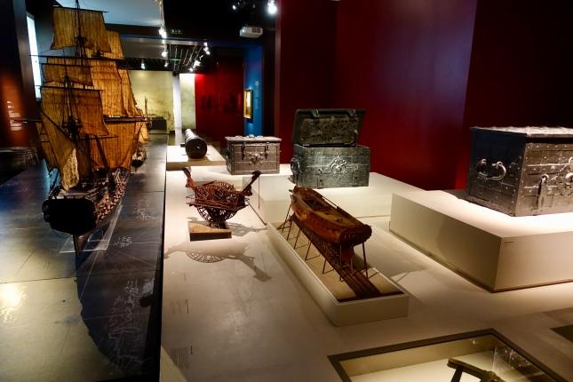 Maritime exhibit