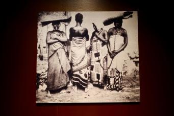 Female slaves in Zanzibar