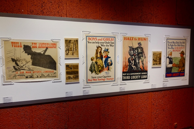 US war posters