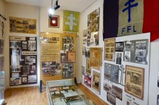Upper floor display
