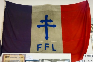 Free French Forces flag