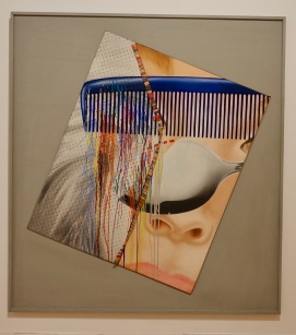 For Kiesler's Endless House by James Rosenquist