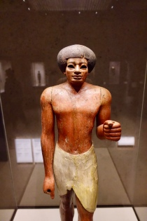 Egyptian funerary statue, 2,000BC