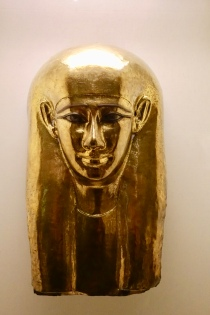 Egyptian funerary mask - 664-525BC