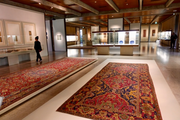 Persian rugs and Islamic art