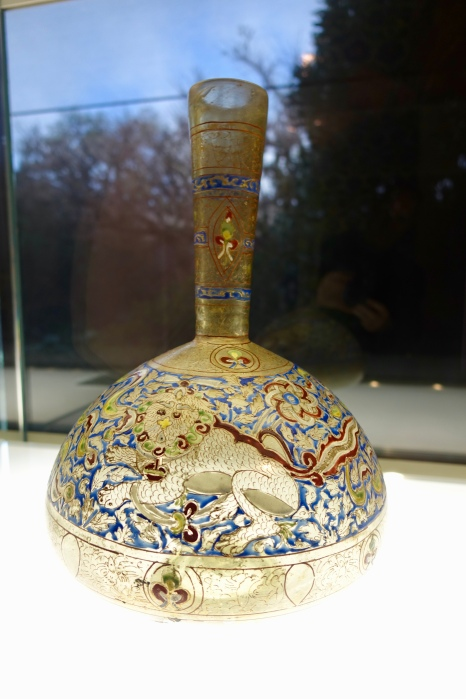 14th century mosque lamp