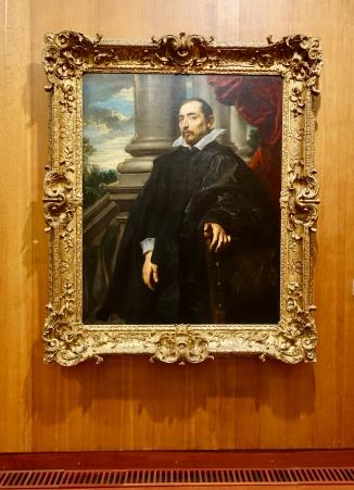 Portrait of a Man by Anton van Dyke