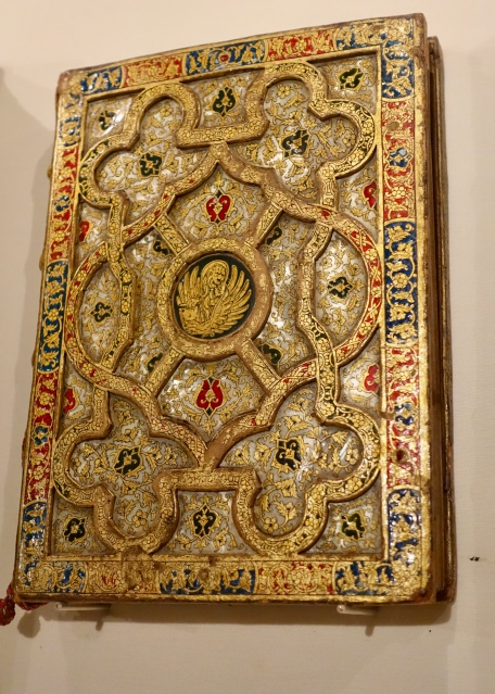 16th century manuscript with binding from Venice