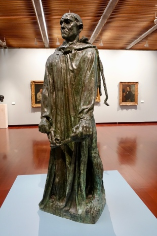 Jean-D'Aire, Burgher of Calais by Auguste Rodin