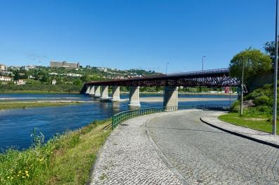 Bridge over the Tejo River