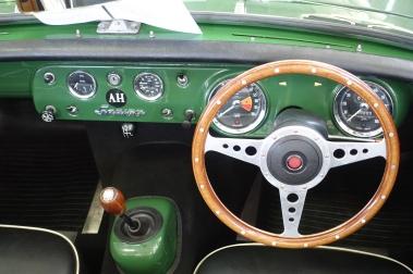 1969 Austin Healey Sprite