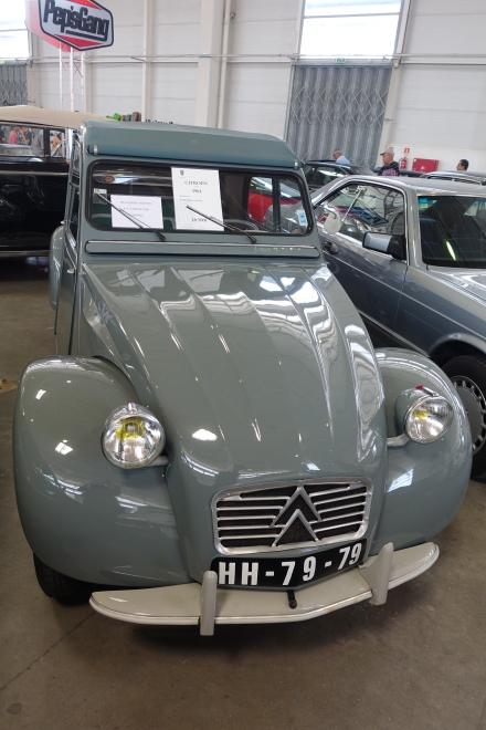 1961 Citroen C2V
