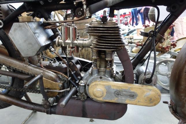 1928 Triumph NSD Deluxe 550cc