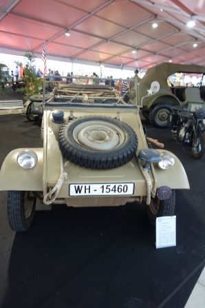 1943 Kubelwagen Type 82 (Germany)