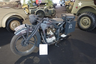 1935 BMW R4 (Germany)