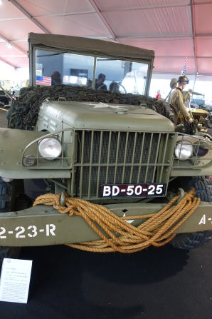 1944 Dodge WC56 Command Car (USA)