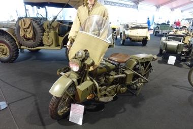 1943 Harley Davidson WLA (USA)