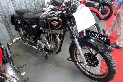 Matchless G3 350cc