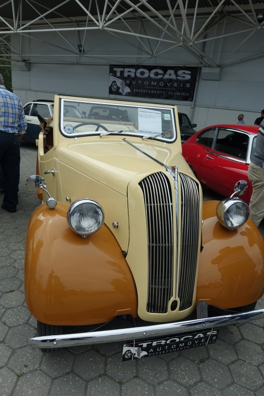 1946 Standard Eight Tourer