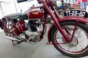 1947 Triumph T3 Deluxe 350cc