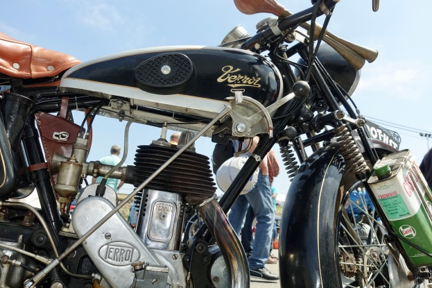 Terrot HST 350cc (1930)