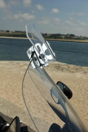 Givi Shield+ universal deflector