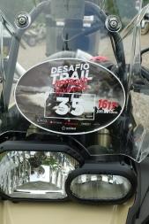 Trail sticker
