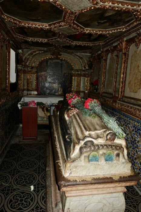 Burial place of St. Gonçalo?