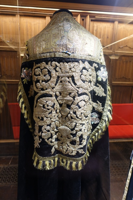 16th century liturgical vestment
