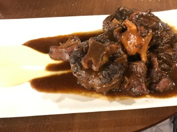 Awesome oxtail