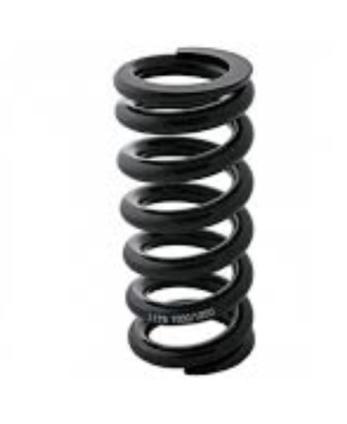 Progressive rear spring