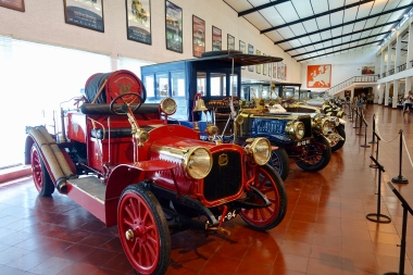 1913 Delahaye 43PS fire engine
