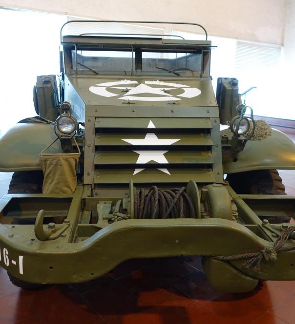 1943 Autocar half-track