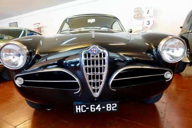 1955 Alfa Romeo 1900 SSC
