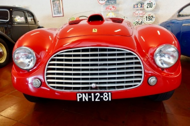 1950 Ferrari 166MM Barchetta Touring