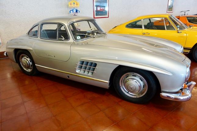 1955 Mercedes Benz 300SL