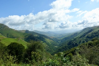 Views into the French valley